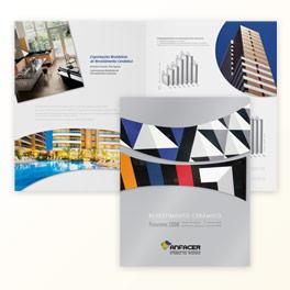 Anfacer Annual Report Design