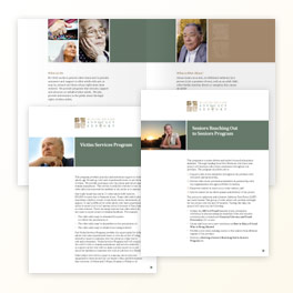 BCCEAS Brochure and Inserts Design