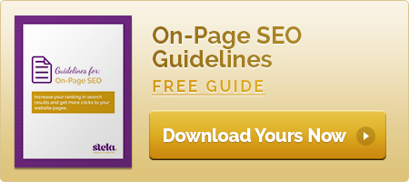 On-Page SEO Guidelines