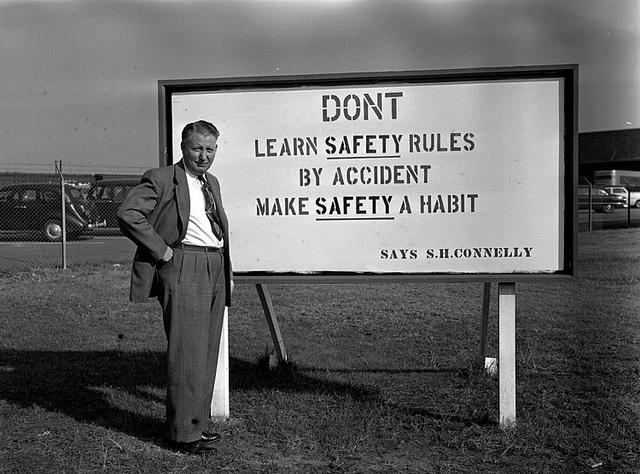 Make Safety a Habit