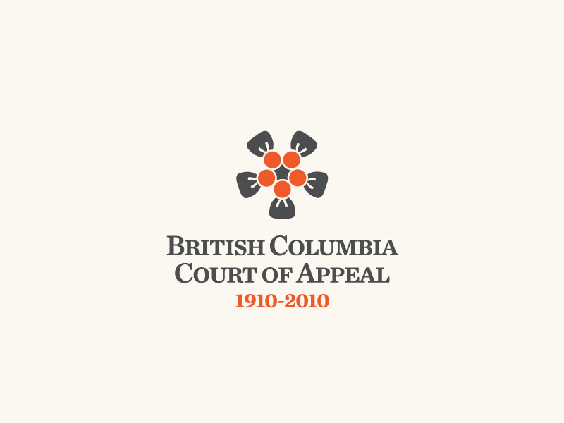 BCCA Centenary Brand Design