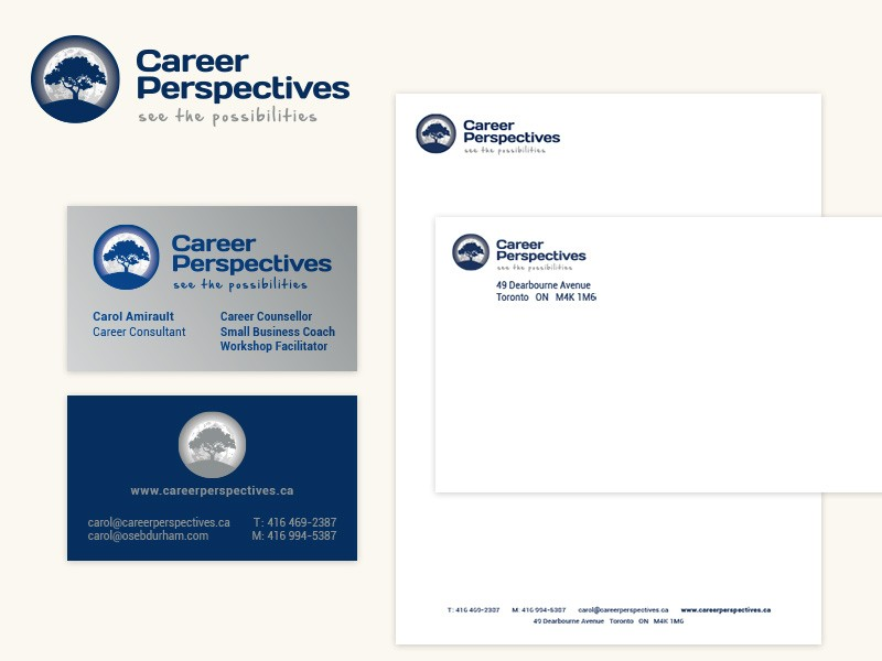 Career Perspectives Brand ID