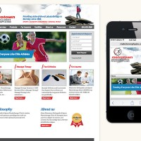 Metrotown Physio Responsive Website