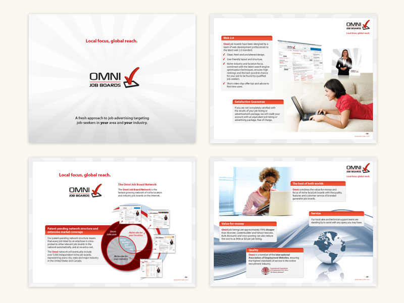 Omni Job Boards Brochure