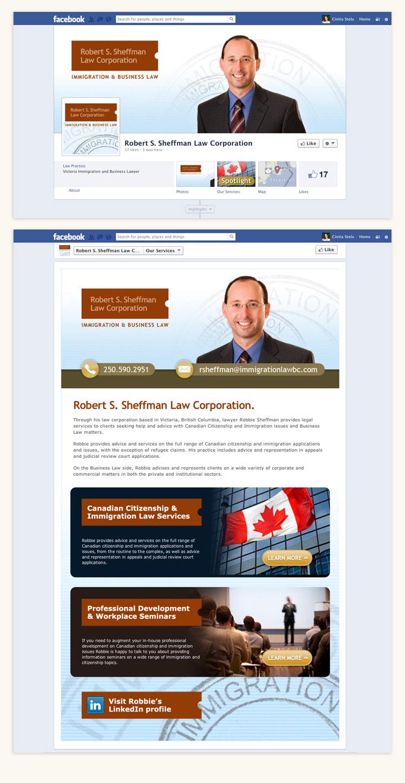 Robert S. Sheffman Law Corporation Facebook