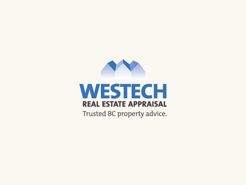 Westech Real Estate Appraisal Brand Design