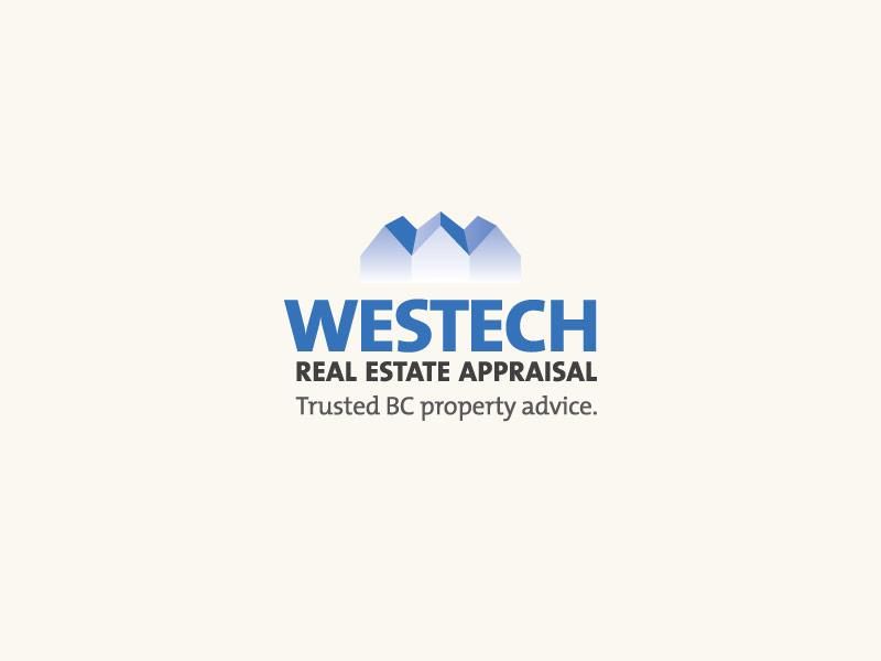 Westech Real Estate Appraisal Brand Design