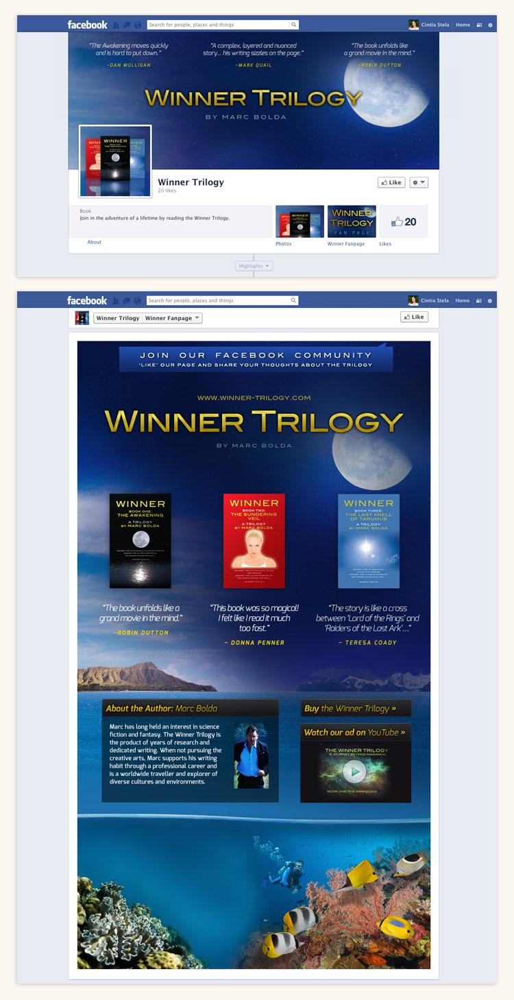 Winner Trilogy Facebook